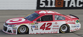 Chip Ganassi Racing's #42 Car
