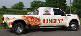Papa John's Pizza Dually